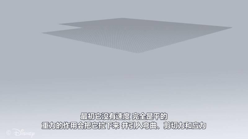 【R站译制】中文字幕 CG&VFX 《迪士尼布料模拟技术》 用于模拟布料的光滑聚合多重网格 视频教程 免费观看 - R站|学习使我快乐! - 2