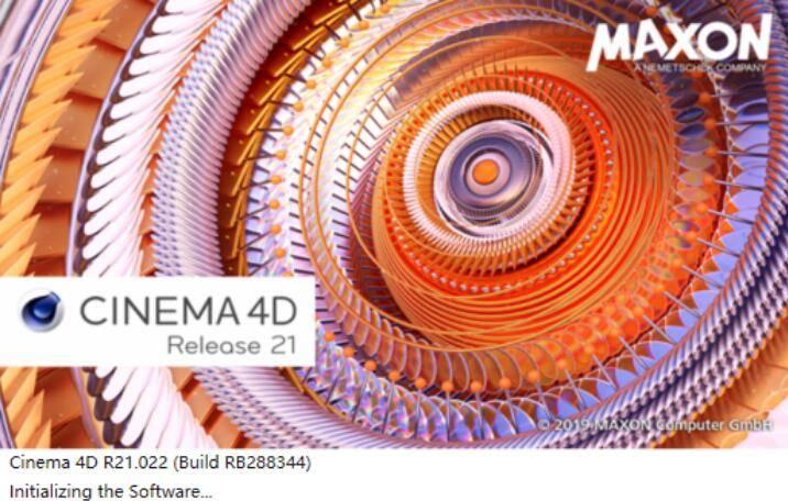 三维软件 Maxon Cinema 4D Studio R21.207 Release 多国语言正式PJ版  WIN/MAC(含预设库) 免费下载 - R站|学习使我快乐! - 1