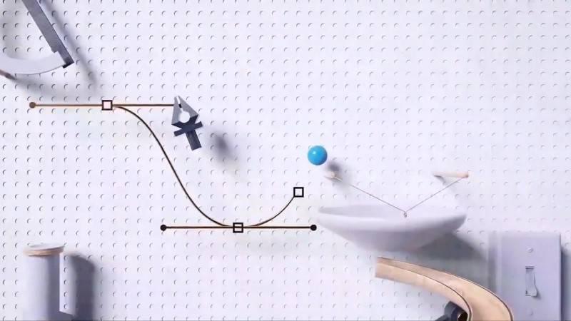【R站译制】中文字幕《C4D动态设计宝典》Mograph 运动图形核心技法 视频教程 (64集/10小时+) 不断更新ing - R站|学习使我快乐! - 9