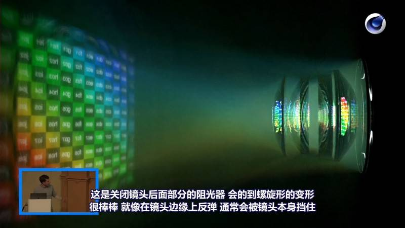 【VIP专享】中文字幕 CG&VFX 全程高能《兔子洞的魔力》深入模拟和解析相机结构及成像原理 视频教程 - R站|学习使我快乐! - 5