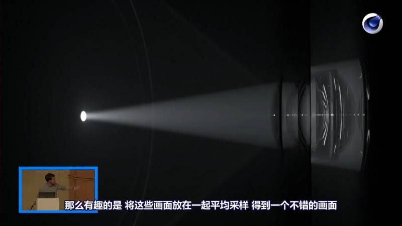 【VIP专享】中文字幕 CG&VFX 全程高能《兔子洞的魔力》深入模拟和解析相机结构及成像原理 高能技术 视频教程 - R站|学习使我快乐! - 3