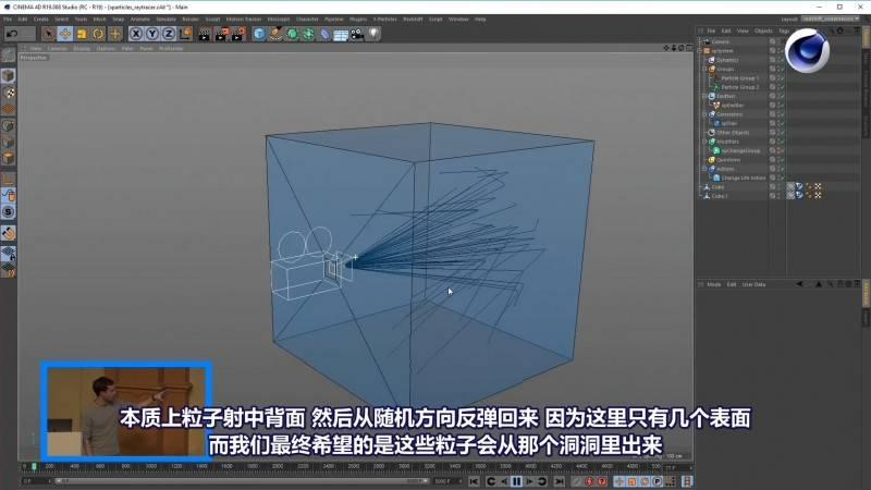 【VIP专享】中文字幕 CG&VFX 全程高能《兔子洞的魔力》深入模拟和解析相机结构及成像原理 高能技术 视频教程 - R站|学习使我快乐! - 7