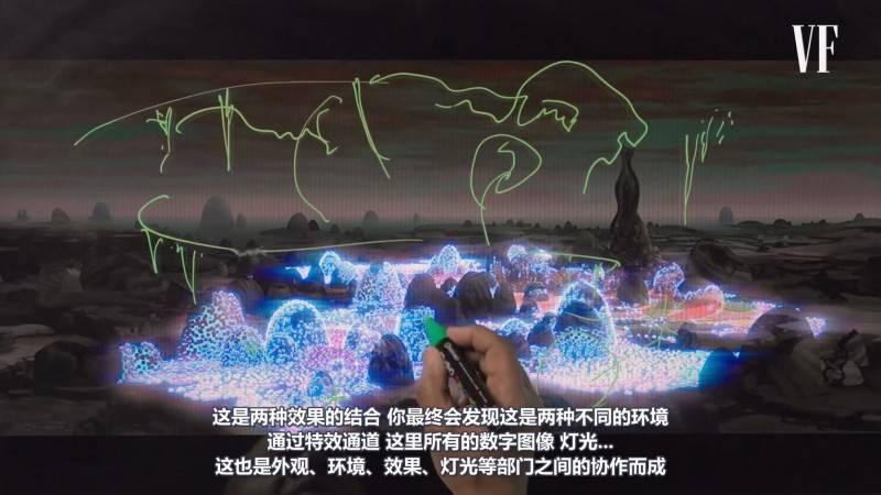 【R站译制】中文字幕 CG&VFX《灰姑娘的裙子》迪士尼动画设计师 华丽变身效果解析 视频教程 免费观看 - R站|学习使我快乐! - 4