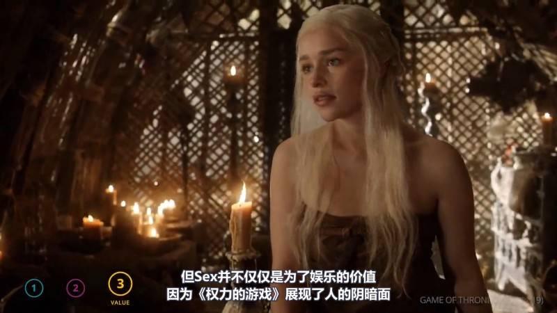 【R站译制】中文字幕 CG&VFX《影视场景中亲密关系的3个关键》你做对了么?Movie Sex Scenes  视频教程 免费观看 - R站|学习使我快乐! - 6
