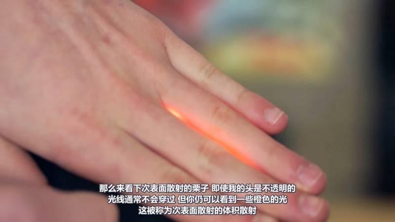 【R站译制】中文字幕 渲染知识《次表面散射&随机游走》Random Walk SSS 视频教程 免费观看 - R站|学习使我快乐! - 2