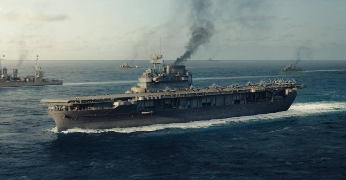 电影《中途岛》(Midway) 幕后 皮克蒙多(Pixomondo)如何让太平洋剧院焕发生机 以及为什么要上Arnold - R站|学习使我快乐! - 4