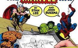 设计书籍:斯坦·李 & 约翰·巴斯马《如何画漫画的漫威之路》(How To Draw Comics The Marvel Way) [PDF格式] 免费下载