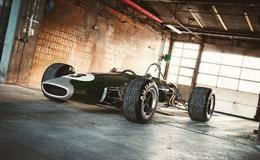 C4D模型:超酷布拉汉姆方程式赛车 3D Model Brabham  Szymon Kubicki (.C4d/.Fbx/.Blend格式) 免费下载