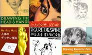 设计书籍:推荐 安德鲁·路米斯 Andrew Loomis 人体角色手绘素描教程 全6套 免费下载
