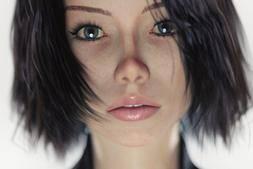 【Daz模型】DazStudio 高品质时尚女孩角色模型包 SC Lauren for Genesis 8 Female