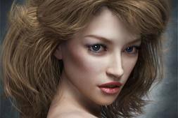 【Daz模型】DazStudio 高品质时尚女性角色模型包 Marianne for Genesis 3 and 8 Femal