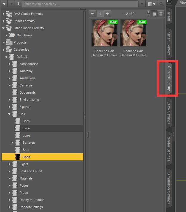 【DAZ3D】最新版 DazStudio 4.12 免费的专业三维角色动画制作软件 第三方资源包安装、查看及找回方法 - R站|学习使我快乐! - 6