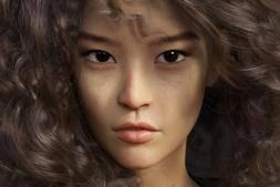 【Daz模型】DazStudio 高品质亚裔女性角色模型包 Mila HD for Genesis 8 Female