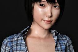 【Daz模型】DazStudio 高品质亚洲小姐姐角色模型包 Yuna Character and Hair for Genesis 8 Female