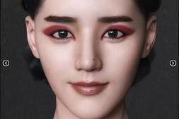 【Daz模型】DazStudio 高品质亚洲小姐姐角色模型包 Park HD for Genesis 8 Female