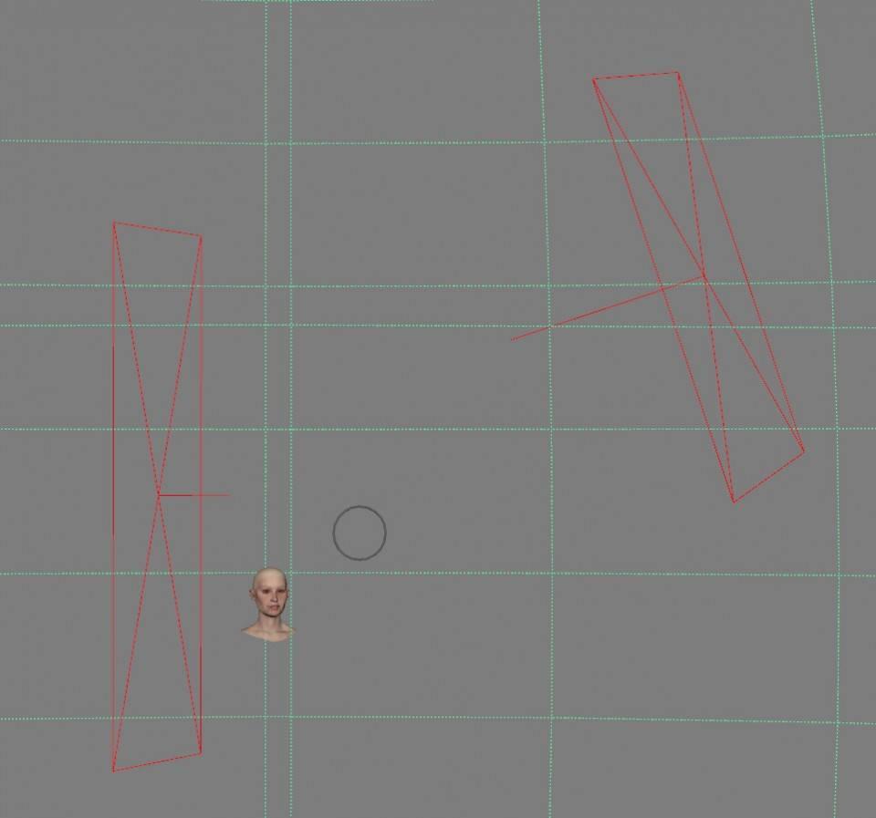 人物角色数字头像 (建模、雕刻、纹理) 创作图文工作流程 (4) 布光与最终渲染 DIGITAL FACE 全面解析教程 - R站 学习使我快乐! - 1