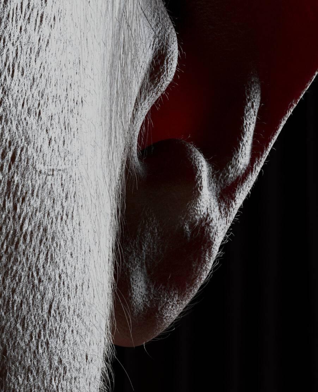 人物角色数字头像 (建模、雕刻、纹理) 创作图文工作流程 (7) DIGITAL FACE 眉毛、睫毛、毛发等超强高级解析教程 - R站|学习使我快乐! - 2