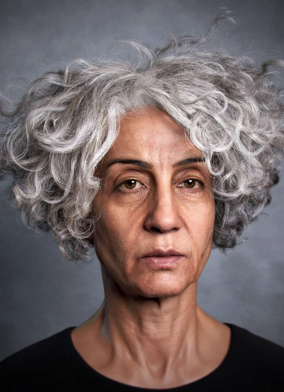 人物角色数字头像 (建模、雕刻、纹理) 创作图文工作流程 (7) DIGITAL FACE 眉毛、睫毛、毛发等超强高级解析教程 - R站|学习使我快乐! - 24
