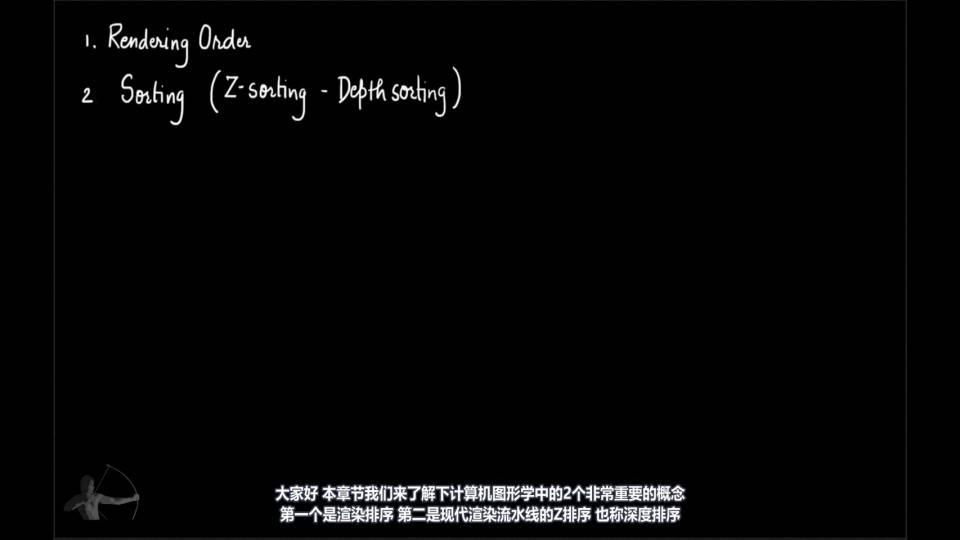 【VIP专享】中文字幕 重磅通用核心知识《深入理解着色器原理》渲染器流水线 图形工程核心原理概念 (20集/180分钟)  Shaders Development 视频教程 - R站|学习使我快乐! - 7