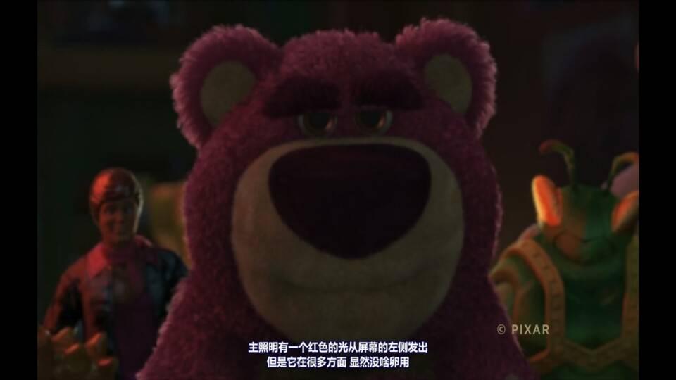 【R站译制】中文字幕 CG&VFX 《灯光宝典》皮克斯照明的艺术 如何像Pixar那样创造美感和情感 (8节) The Art of Lighting 视频教程 - R站|学习使我快乐! - 3