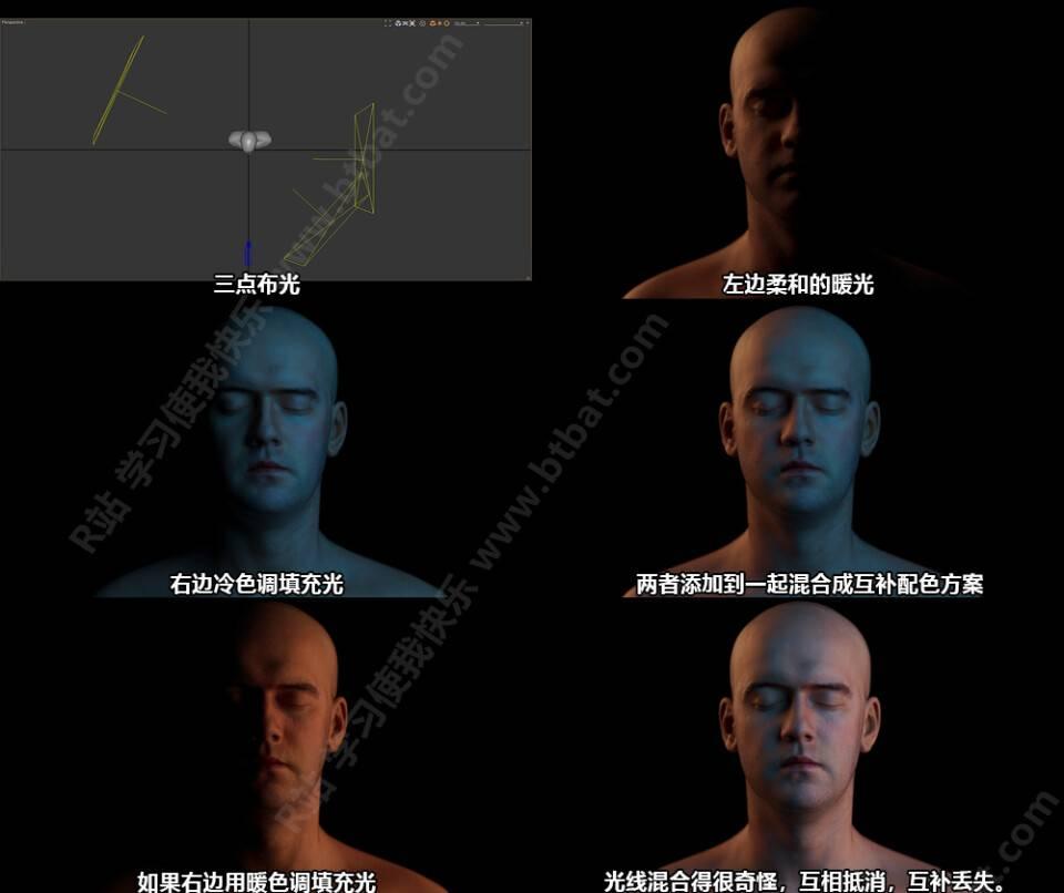 【R站译制】CG&VFX《CG电影摄制艺术指南》CG Cinematography 0202. 色彩原理 COLOR THEORY - R站 学习使我快乐! - 1