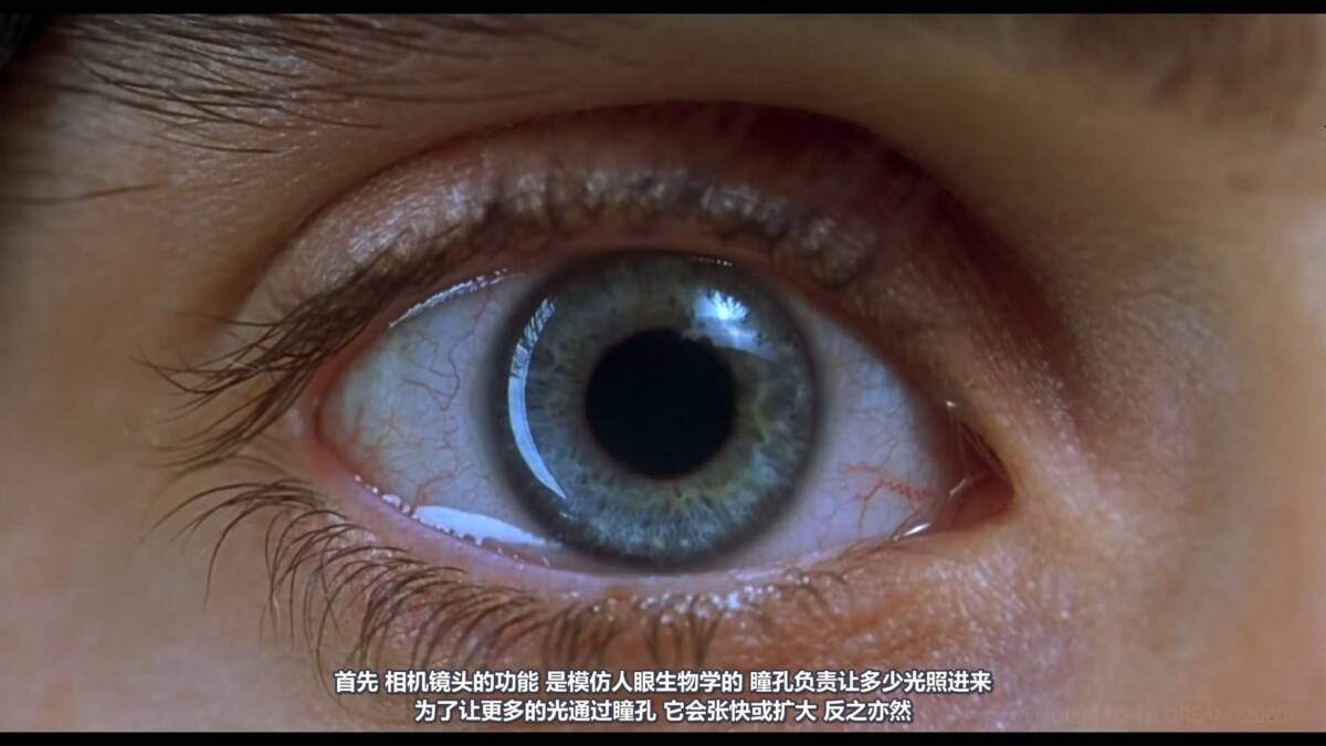 【R站译制】CG&VFX《摄像机指南》镜头语言 曝光铁三角之摄像机光圈 Camera Aperture 视频教程 免费观看 - R站|学习使我快乐! - 4