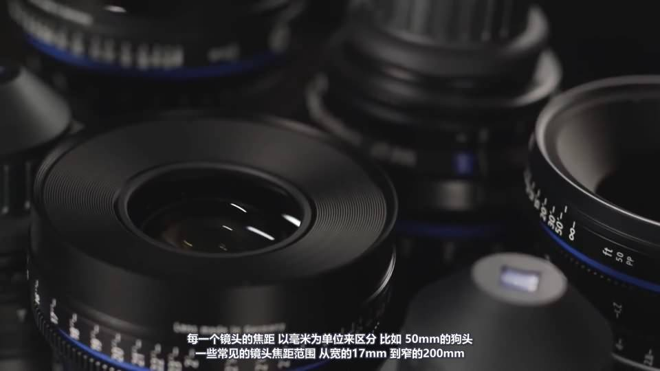 【R站译制】CG&VFX《摄像机指南》镜头语言之摄像机镜头 Camera Lens 视频教程(附电子书) 免费观看 - R站 学习使我快乐! - 7