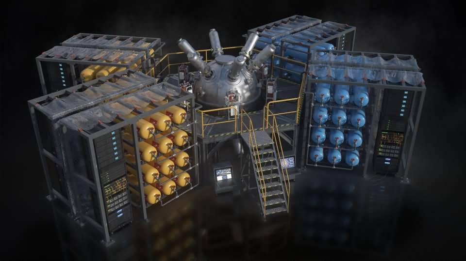 3D模型:高科技神秘地下科学实验室3D模型包 Kitbash 3D - Secret Laboratory (FBX/MTL/OBJ格式) 免费下载 - R站 学习使我快乐! - 7