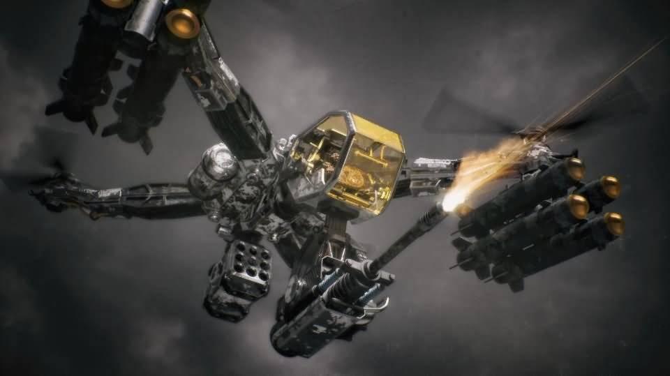 3D模型:现代战争未来无人机模型包 Kitbash3d – Veh Drones (MAX/C4D/FBX/OBJ格式) 免费下载 - R站 学习使我快乐! - 3