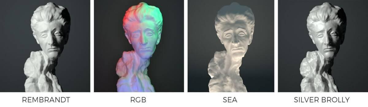 C4D工程:31个Arnold for C4D 摄影棚灯光预设 Arnold Lighting Studios for Cinema 4D! 免费下载 - R站|学习使我快乐! - 3