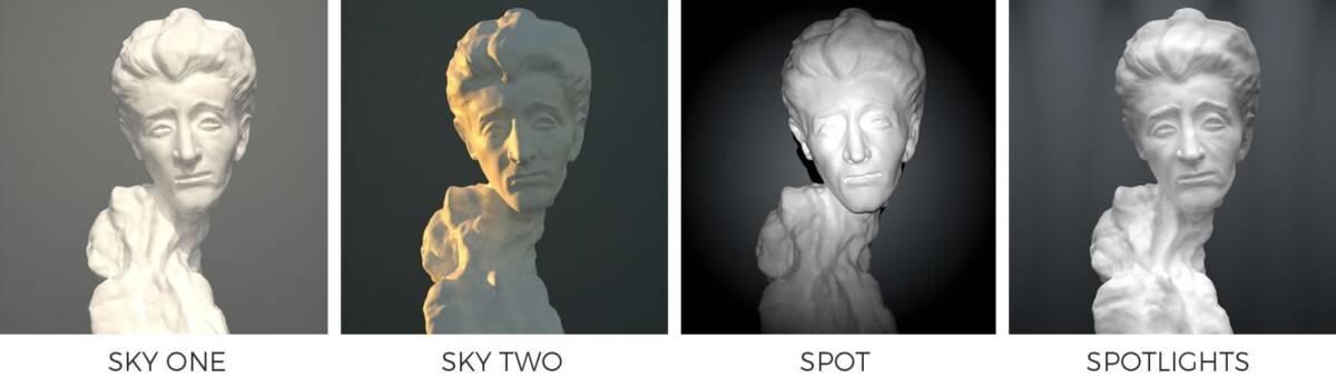 C4D工程:31个Arnold for C4D 摄影棚灯光预设 Arnold Lighting Studios for Cinema 4D! 免费下载 - R站|学习使我快乐! - 2