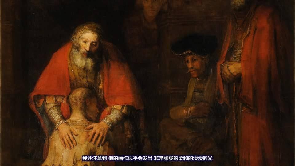 【R站译制】C4D教程《灯光宝典》 如何重现伦勃朗大师级照明风格 技术解析 Rembrandt Lighting 视频教程 - R站|学习使我快乐! - 3