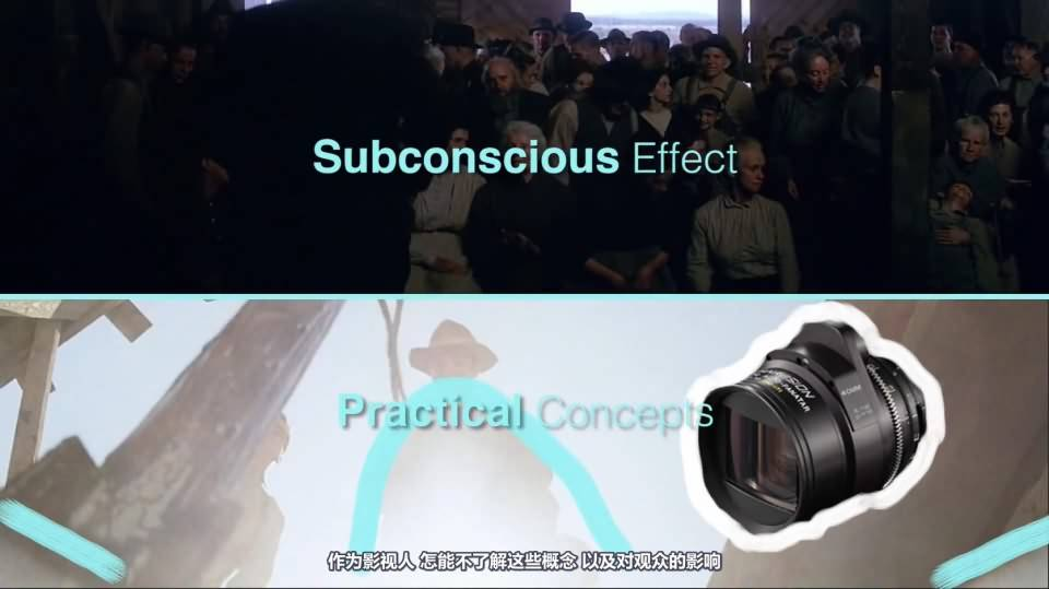 【R站译制】CG&VFX《摄像机指南》镜头语言之畸变与镜面镜头 Anamorphic & Spherical Lenses 视频教程 免费观看 - R站|学习使我快乐! - 3