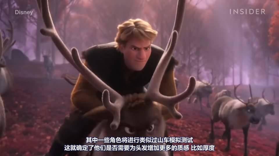【R站译制】CG&VFX 迪士尼经典动画电影《冰雪奇缘II》幕后视效解析 Frozen II 视频教程 免费观看 - R站|学习使我快乐! - 6