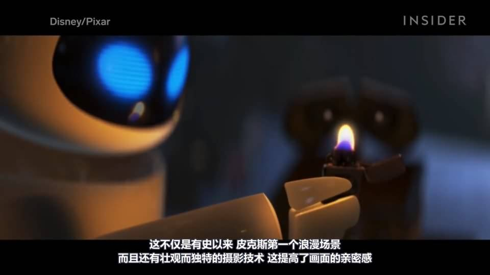 【R站译制】CG&VFX 《灯光宝典》机器人总动员 皮克斯是如何用灯光来创造浪漫场景的 Romance Scene 视频教程 免费观看 - R站|学习使我快乐! - 6