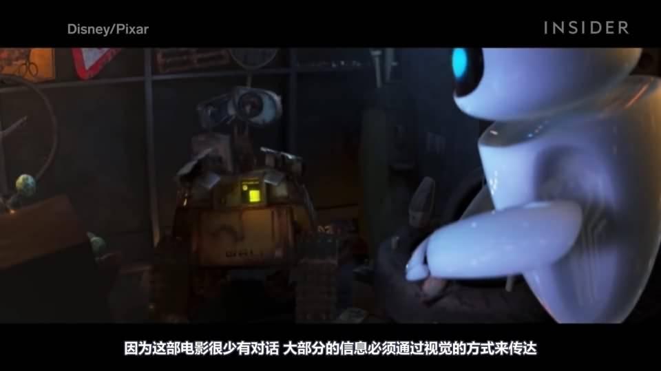 【R站译制】CG&VFX 《灯光宝典》机器人总动员 皮克斯是如何用灯光来创造浪漫场景的 Romance Scene 视频教程 免费观看 - R站|学习使我快乐! - 4