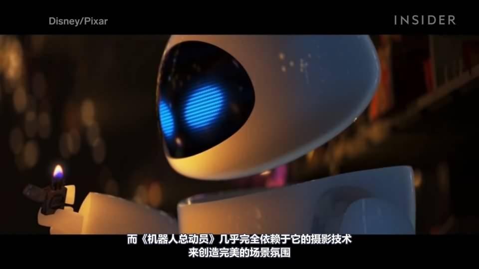 【R站译制】CG&VFX 《灯光宝典》机器人总动员 皮克斯是如何用灯光来创造浪漫场景的 Romance Scene 视频教程 免费观看 - R站|学习使我快乐! - 2
