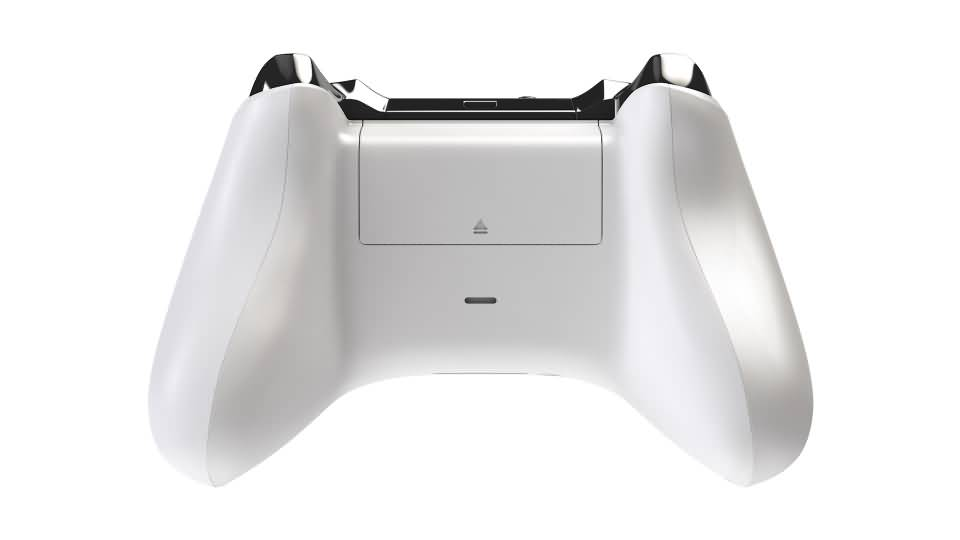 3D模型:Xbox One 游戏手柄控制器 3D模型 (OBJ/C4D格式) 免费下载 - R站|学习使我快乐! - 3