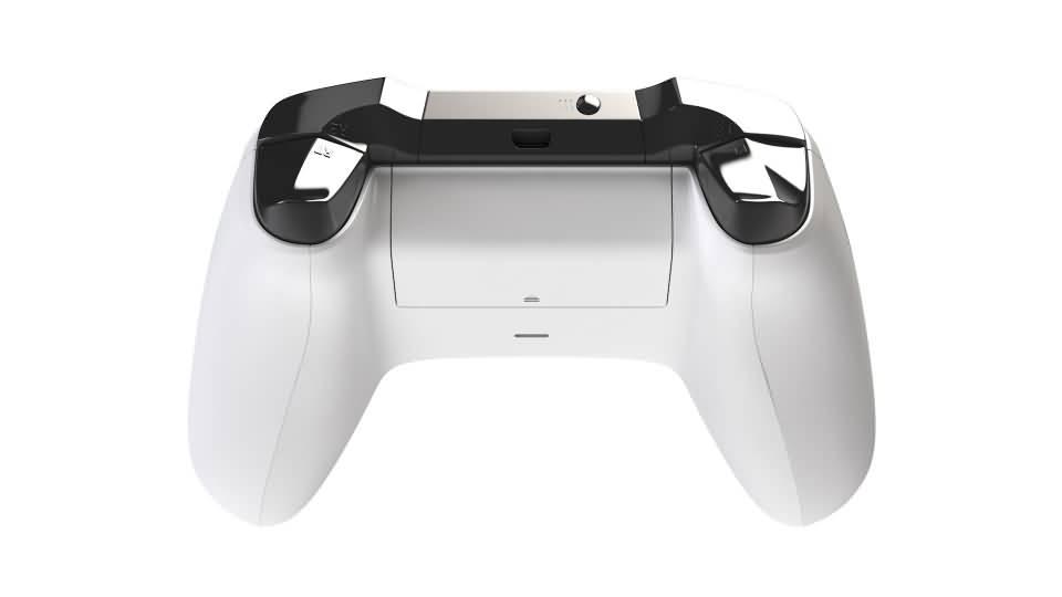 3D模型:Xbox One 游戏手柄控制器 3D模型 (OBJ/C4D格式) 免费下载 - R站|学习使我快乐! - 4