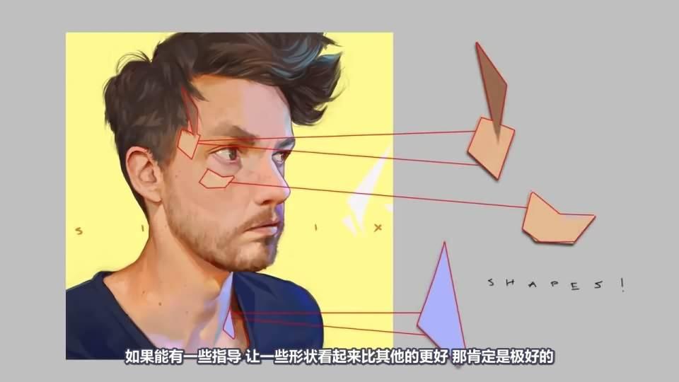 【VIP专享】CG&VFX《视觉设计理论》形状的魅力 深入设计的核心概念 打开脑洞 拓展思路 Shape Appeal 视频教程 - R站|学习使我快乐! - 2