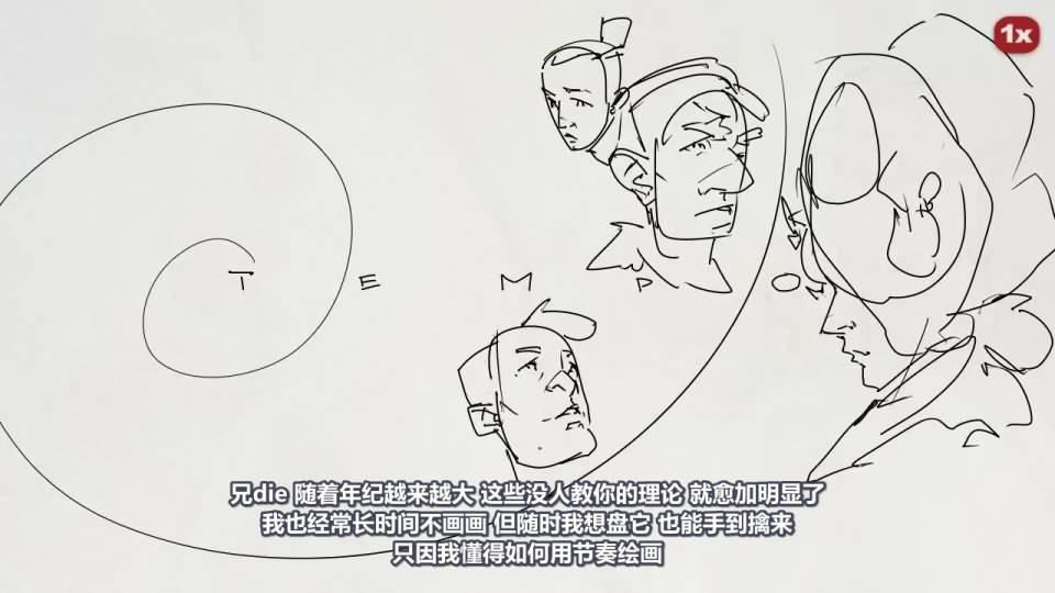 【R站译制】CG&VFX《视觉设计理论》节奏 提高艺术水平的关键 Tempo 视频教程 免费观看 - R站|学习使我快乐! - 3