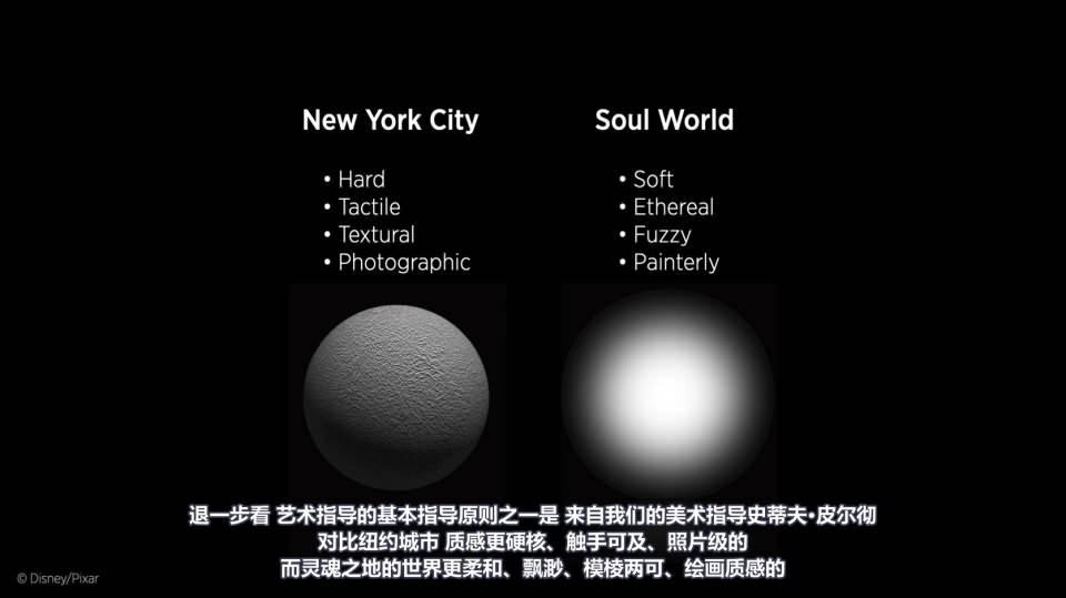 【R站译制】CG&VFX 皮克斯《心灵奇旅》灵魂角色创作艺术 Making Art with Soul 视频教程 免费观看 - R站|学习使我快乐! - 3