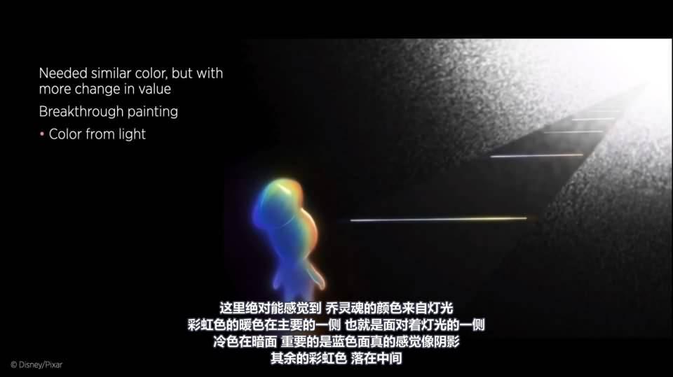 【R站译制】CG&VFX 皮克斯《心灵奇旅》灵魂角色创作艺术 Making Art with Soul 视频教程 免费观看 - R站|学习使我快乐! - 7