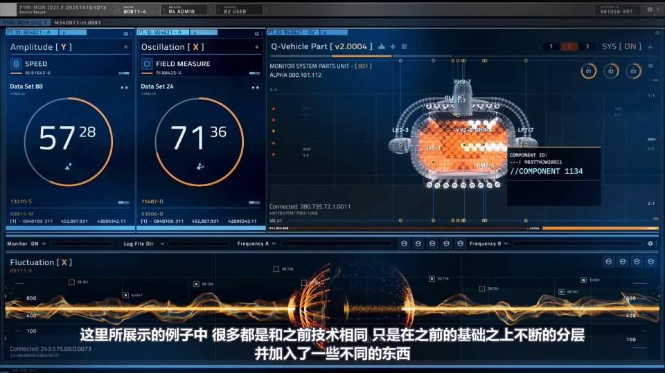 【VIP专享】中文字幕 C4D教程《FUI Design》蚁人中的技术 科幻可视化交互界面设计 视频教程 - R站|学习使我快乐! - 2