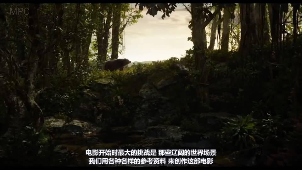 【R站译制】CG&VFX《奇幻森林》MPC幕后创作解析 The Jungle Book 视频教程 免费观看 - R站|学习使我快乐! - 5