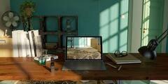 【PP小姐姐】Lowploy小清新风格、快递小哥哥、大疆口袋灵眸 Cinema 4D & Octane 个人渲染作品集分享 (附部分工程)