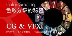 【VIP专享】CG&VFX 《色彩分级的秘密》彻底改变你思考颜色的方式 形成自己独特的风格  (7节) Color Grading 视频教程