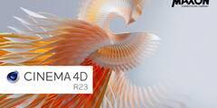 三维软件 Maxon Cinema 4D Studio R23.110 Release 多国语言正式PJ版 WIN/MAC/预设包 免费下载