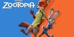 3D模型:《疯狂动物城》朱迪和尼克三维模型包 Zootopia (Obj/Blender格式) 免费下载